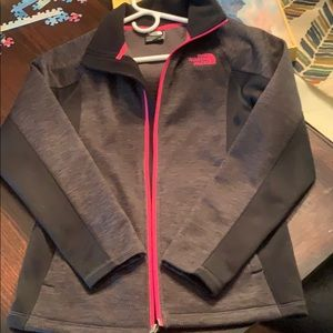 Other - Girls lightweight North Face jacket